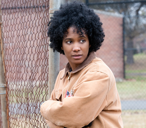 Vicky Jeudy - Orange is the New Black - Janae Watson