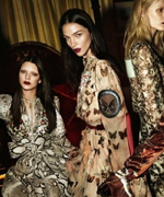 Kendall Jenner in the New Givenchy Campaign