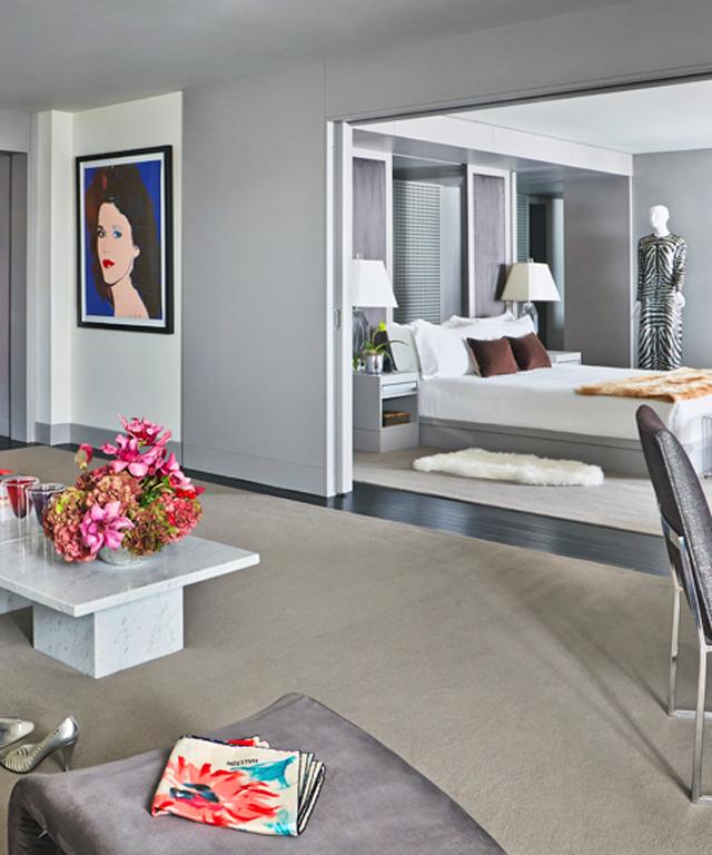 L'Ermitage Beverly Hills Pop-Up: Suite 100