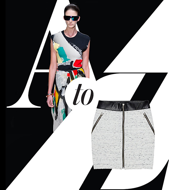 A to Z in Summer Style