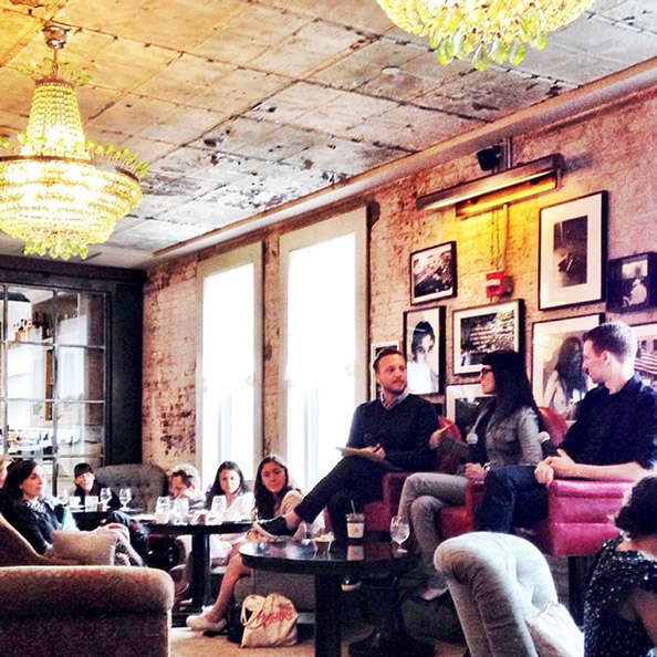 Fashion for Breakfast: Ariel Foxman, Norma Kamali, Adam Selman