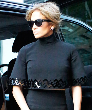 Jennifer Lopez in David Koma