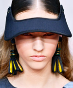 Runway-Inspired Accessories: Visors