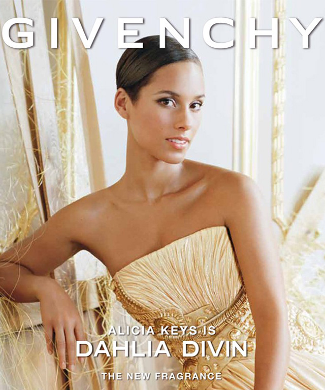 Alicia Keys Givenchy