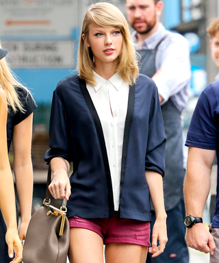 Taylor Swift's Preppy Summer Outfit