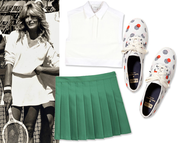 Wimbledon-Inspired Fashion