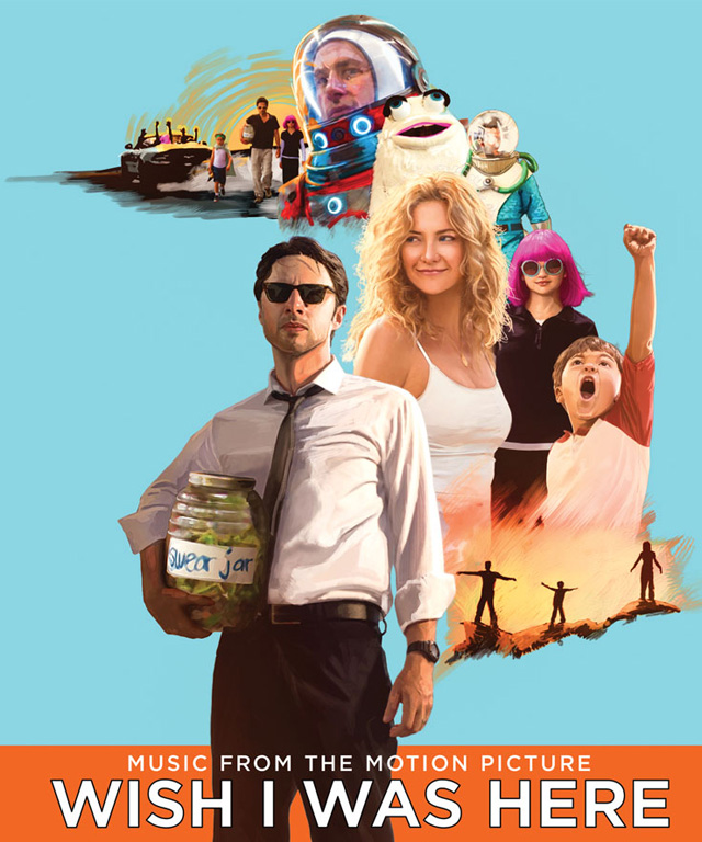 Wish I Was Here Official Movie Soundtrack