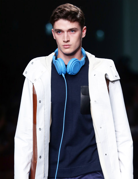 Fendi Spring/Summer 2015 Men's Runway Show