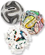 2014 World Cup Designer Soccer Balls