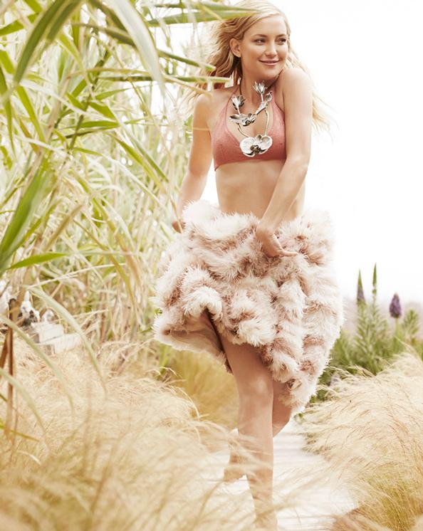 Kate Hudson Stays Motivated