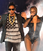 On the Run Tour: Jay Z and Beyonce