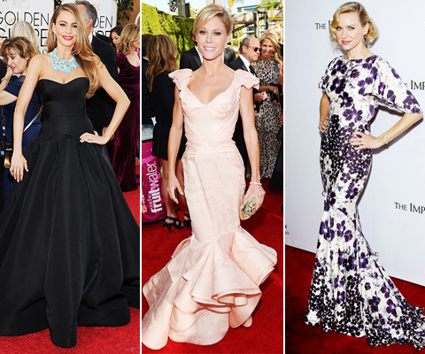 Celebrities in Zac Posen