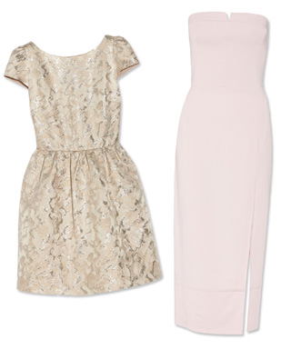 20 of the Prettiest Dresses For Your Wedding Rehearsal Dinner