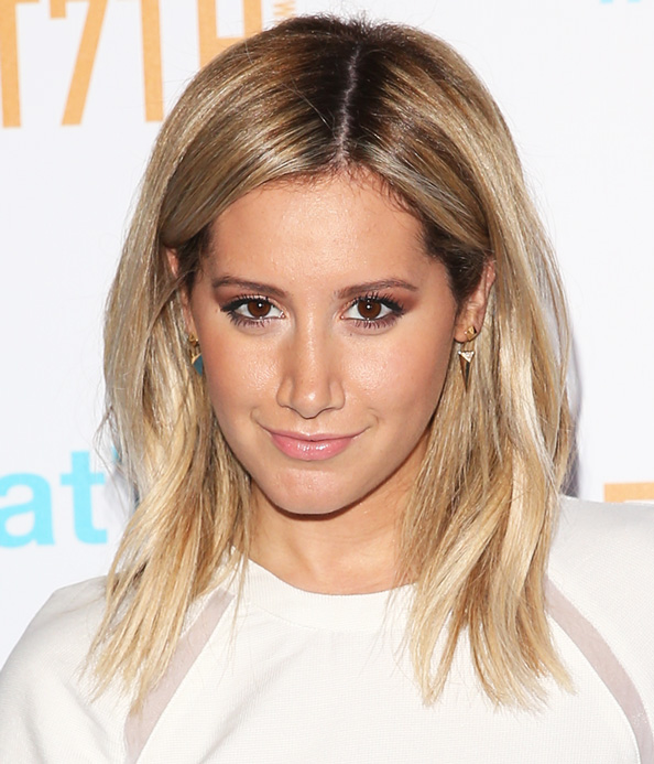 Ashley Tisdale Birthday