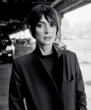 Winona Ryder for Rag & Bone