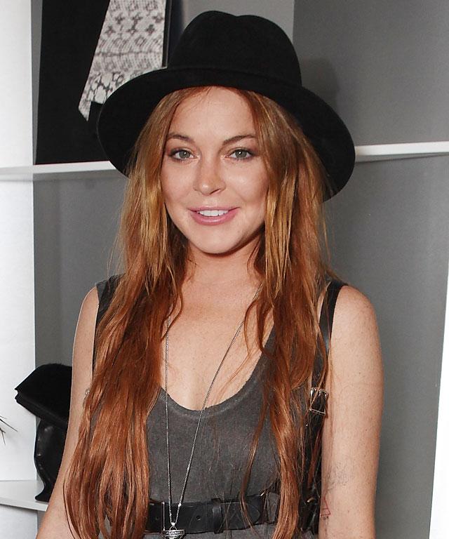 Lindsay Lohan turns 28