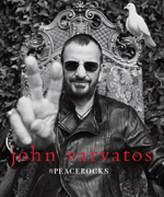 John Varvatos Donates to Ringo Starr Peace and Love Fund