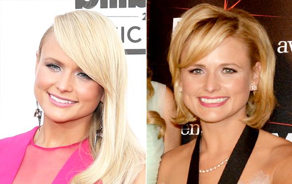 Miranda Lambert Haircut