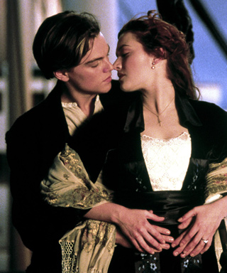 International Kissing Day Titanic