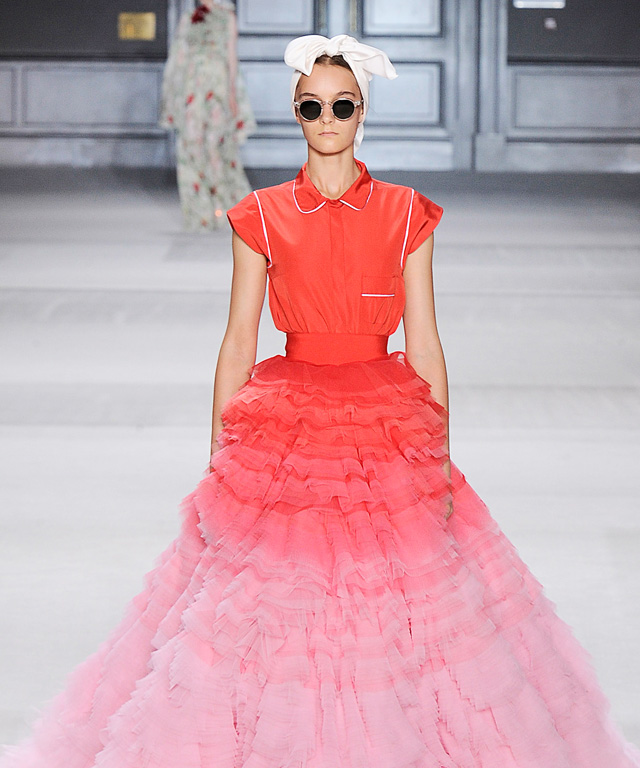 Paris Haute Couture Fashion Week Fall 2014