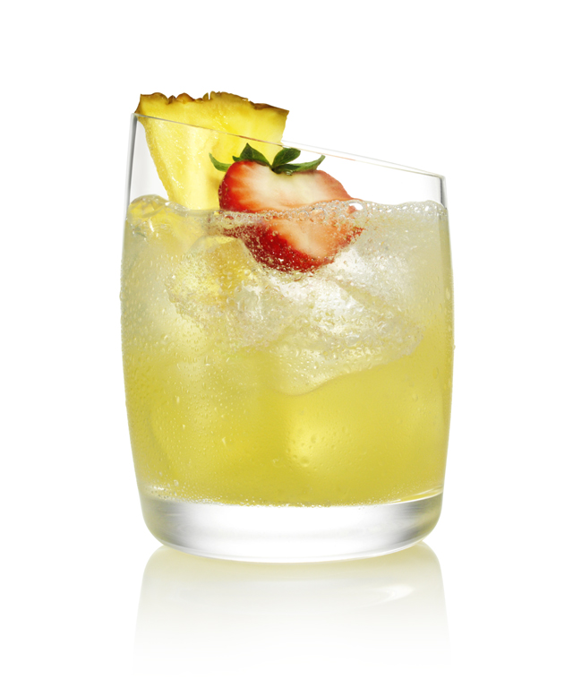 Svedka Strawberry Pineapple Pina Colada