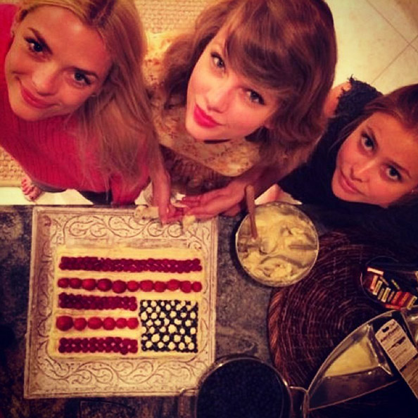 Taylor Swift, Jaime King