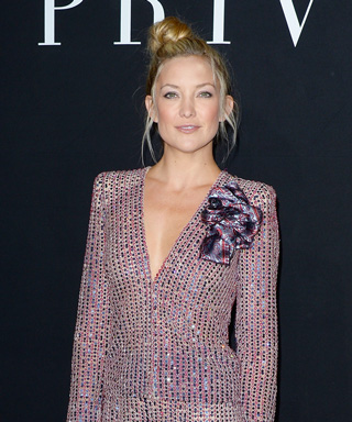 Kate Hudson at Armani Prive Fall 2014