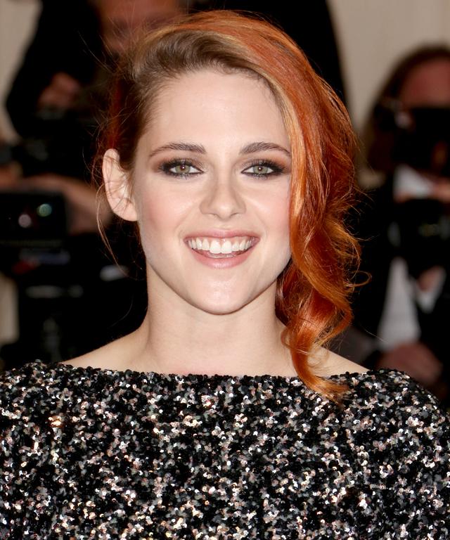 Kristen Stewart Haircut