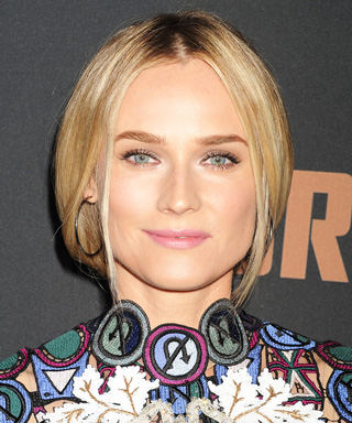 Diane Kruger Braid