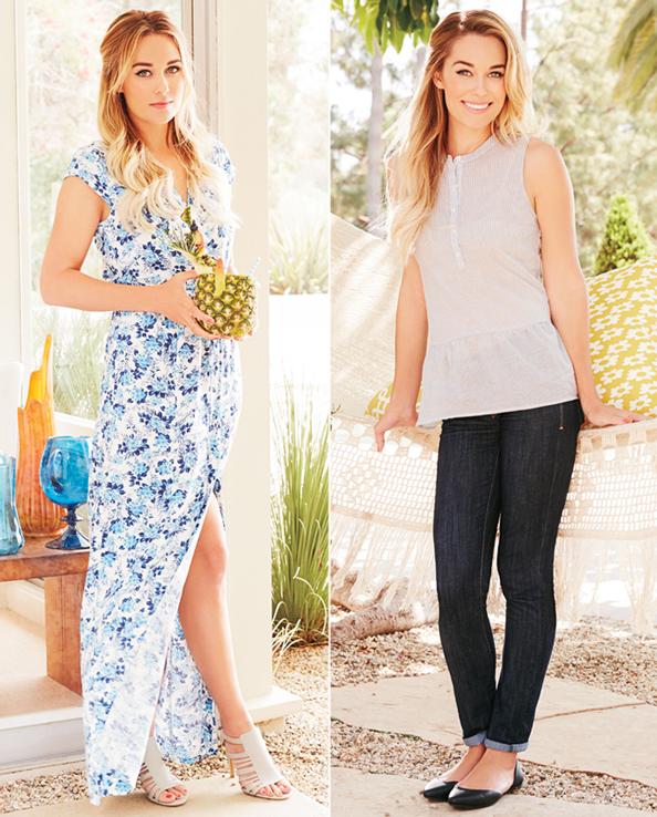 shop lauren conrads latest summer collection for kohls now