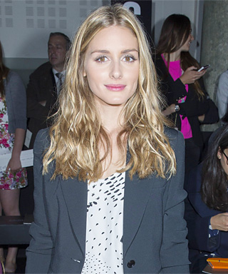 Olivia Palermo at Couture Fashion Week