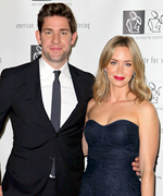 Emily Blunt and John Krasinski Wedding Anniversary