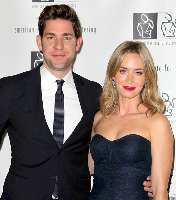13 Beach Wedding Hair Ideas You Need To See Right Now: Emily Blunt And John Krasinski Celebrate Four Years