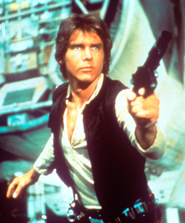 Harrison Ford's 72nd birthday