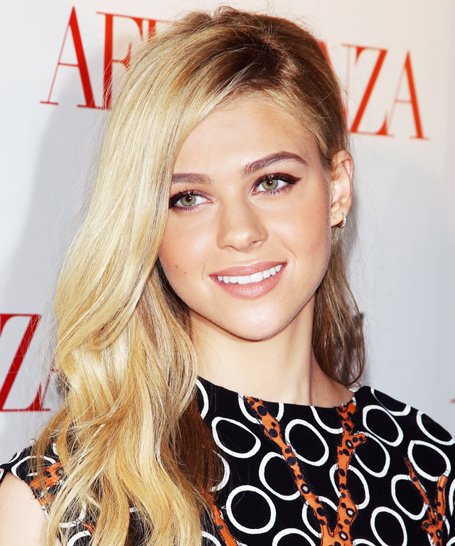 Nicola Peltz Makeup and Hair How-To