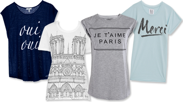 Bastille Day Fashion