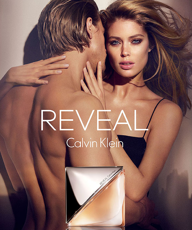 Charlie Hunnam and Doutzen Kroes for Calvin Klein Reveal Fragrance