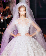 Bridal Dresses Couture Fashion Week