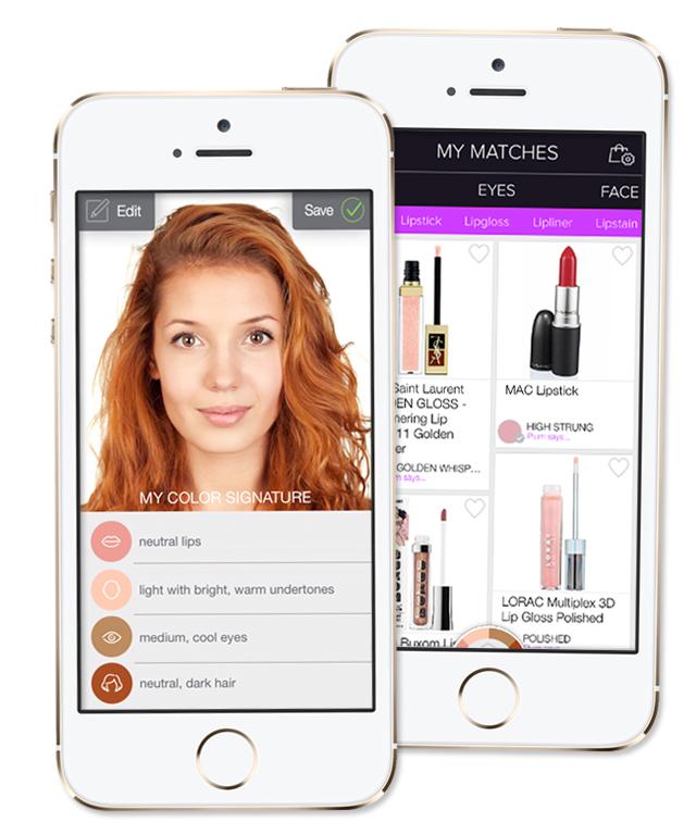Plum Perfect Makeup App