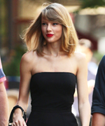 Taylor Swift in Reformation Jumpsuit