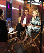 Gavin Rossdale and Gwen Stefani on The Voice