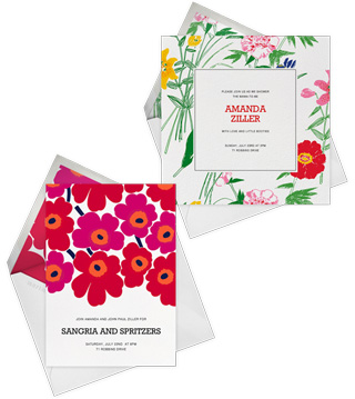 Marimekko x Paperless Post