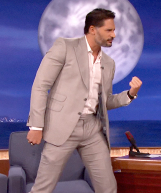 Conan O'Brien, Joe Manganiello