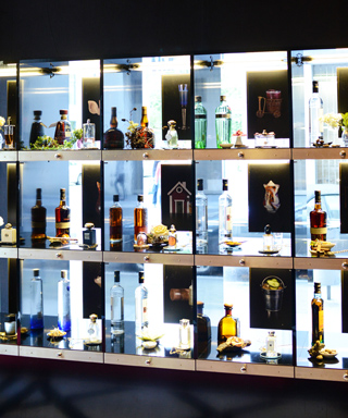 Fragrances at the Ritz-Carlton Hotel in Berlin