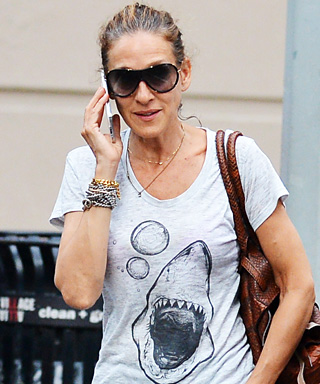 Sink Your Teeth into This: Sarah Jessica Parker Is a Shark Fan