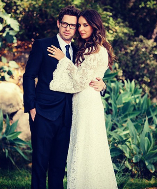 Mary-Kate and Ashley Olsen's First Wedding Dress Is a Bohemian Bride's Dream