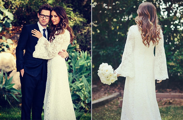 The Row Wedding Gown