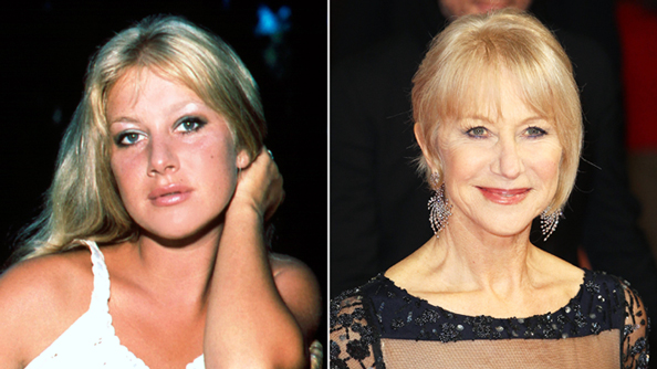 Helen Mirren Birthday