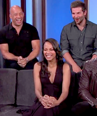 Guardians of the Galaxy on Jimmy Kimmel Live