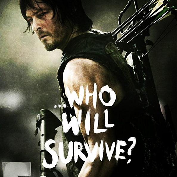 The Walking Dead's Norman Reedus